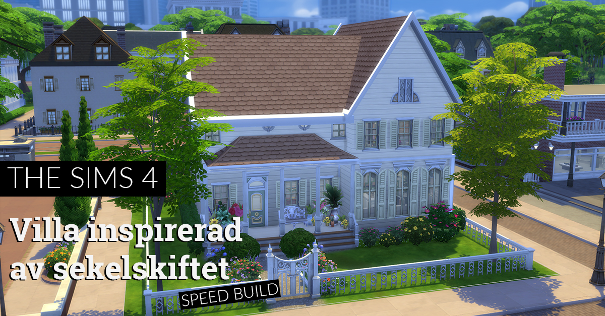 Sims  Speed Build Tips