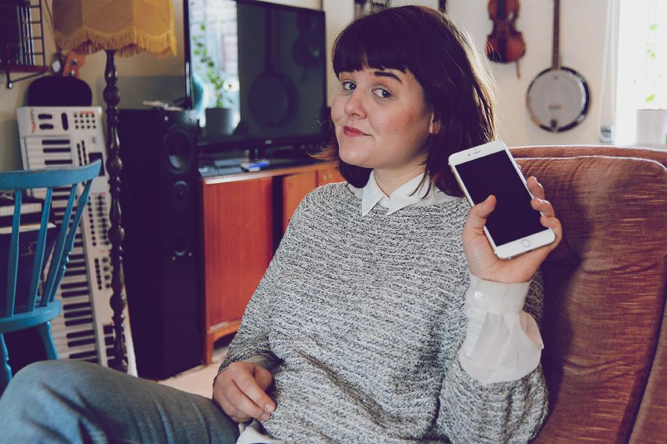 elin haggberg teknikbloggare femtech kvinnor i tech