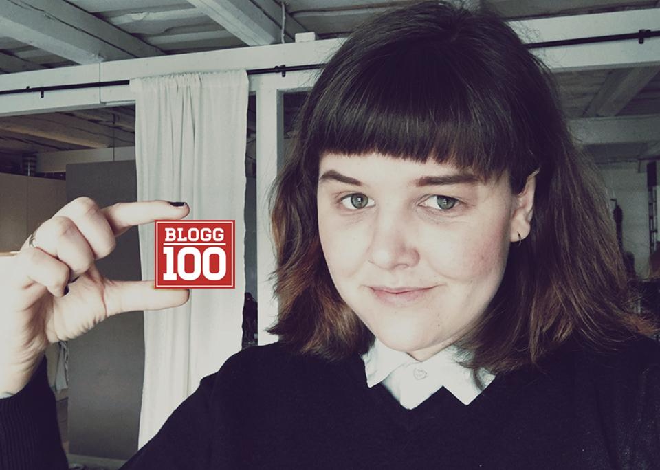 blogg100 utmaning blogga