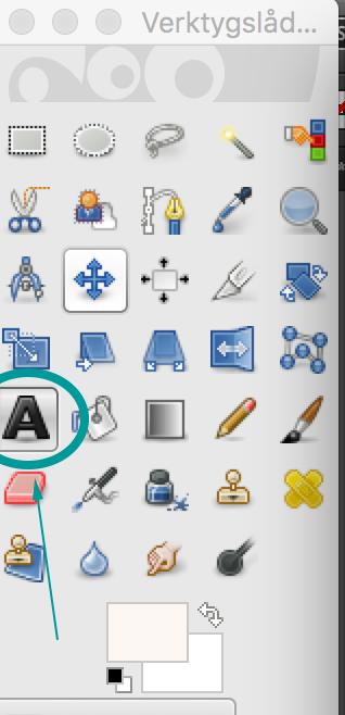 textverktyget