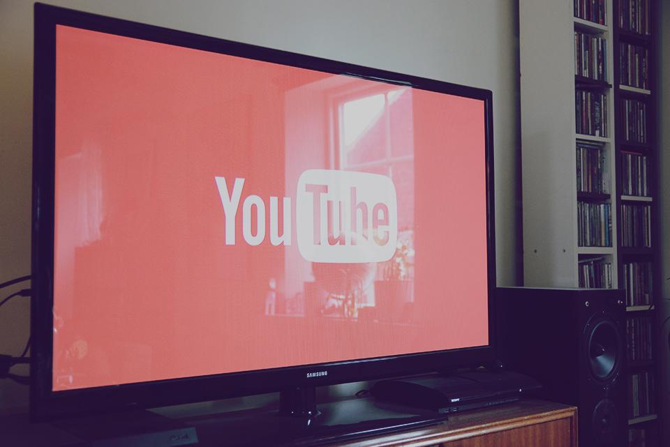 streama youtube chromecast blogg