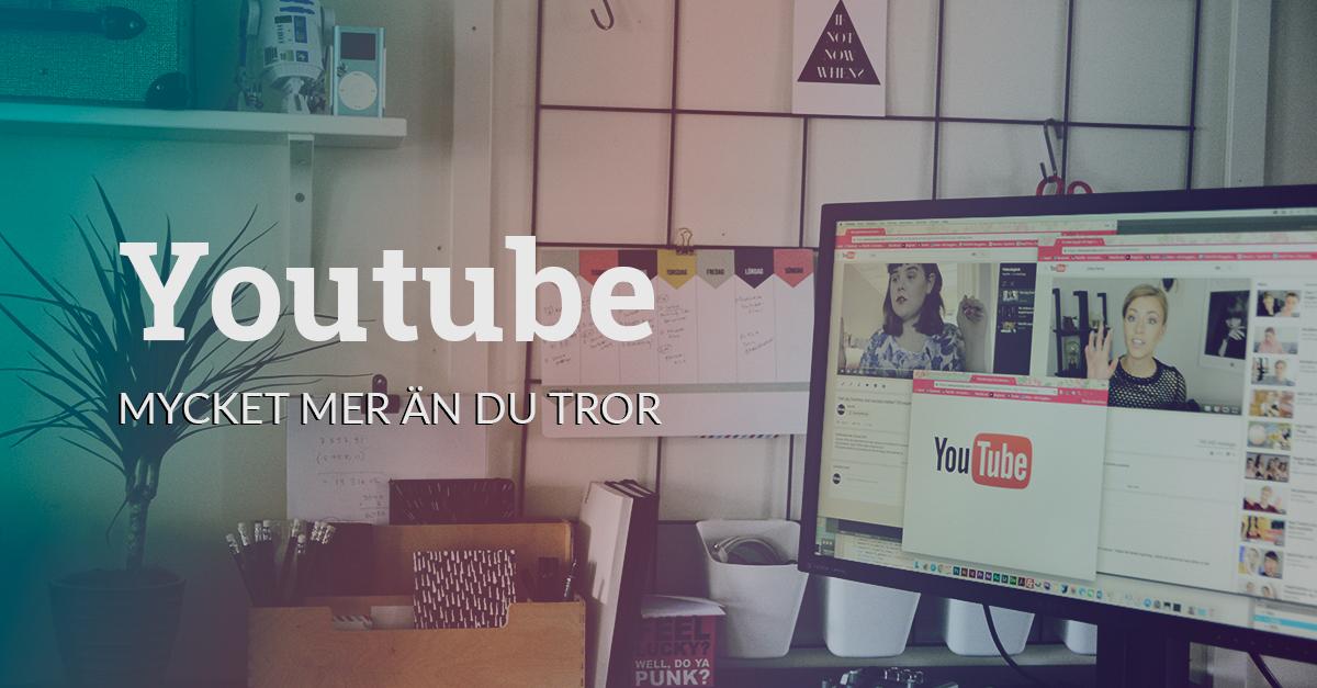 youtube prenumerera youtubers youtubekanaler