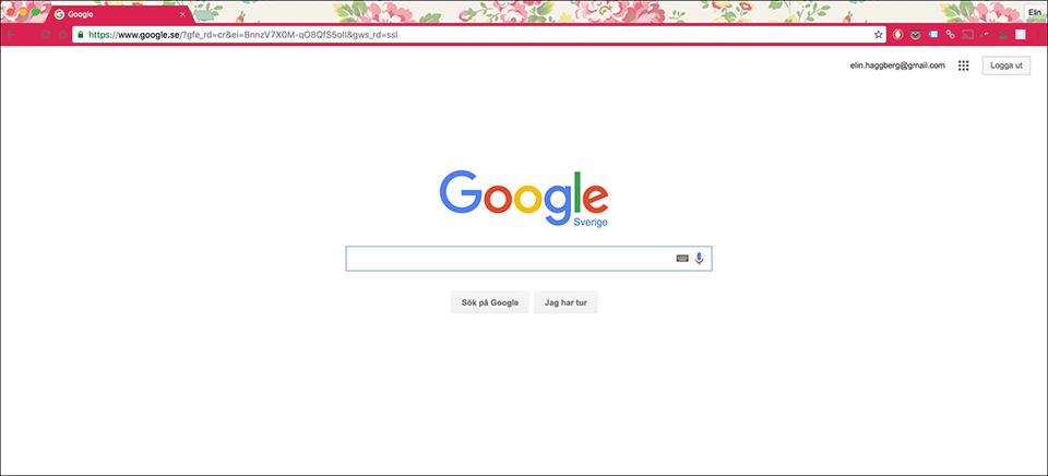 google-chrome-tema