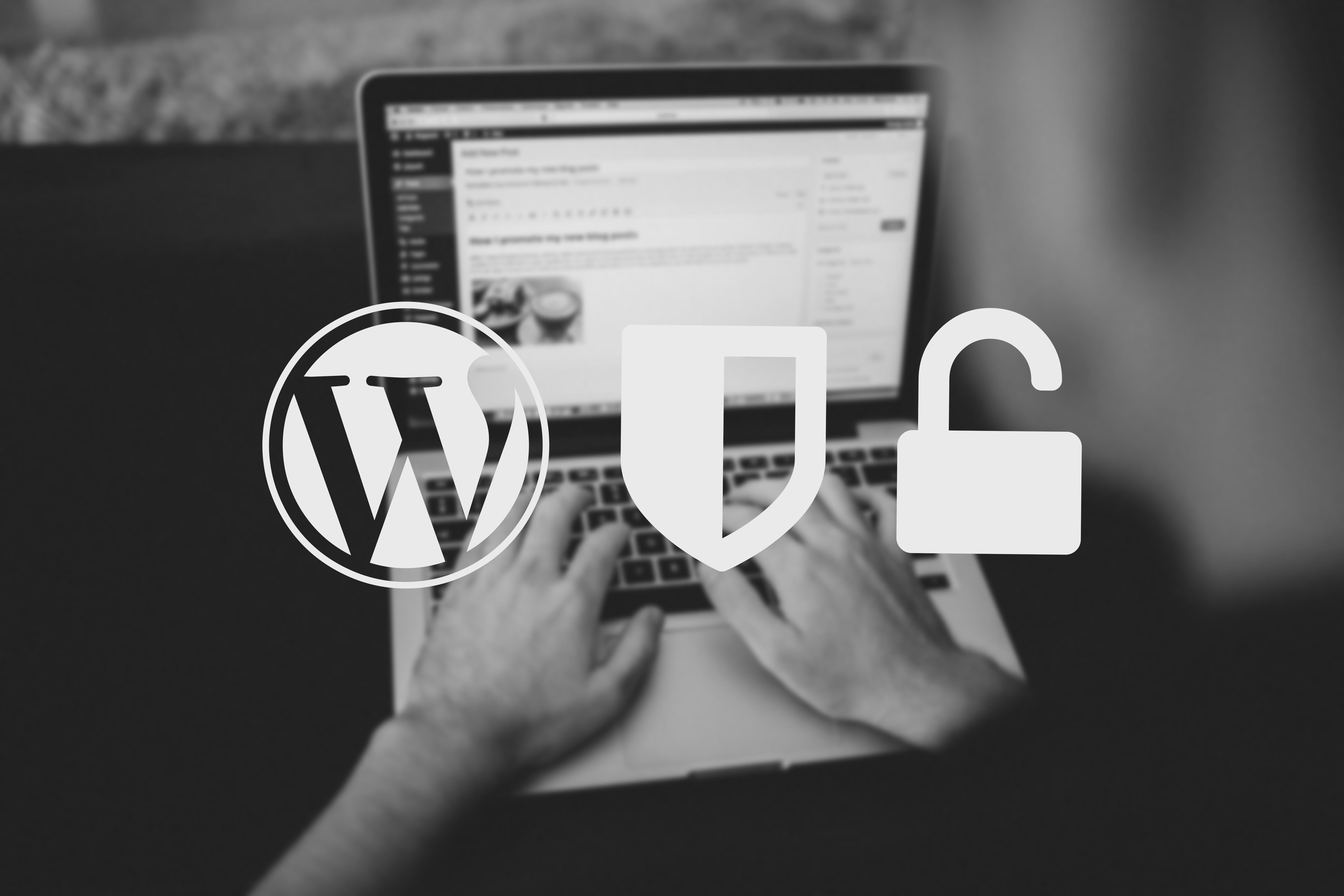 wordpress-sakerhet-blogg