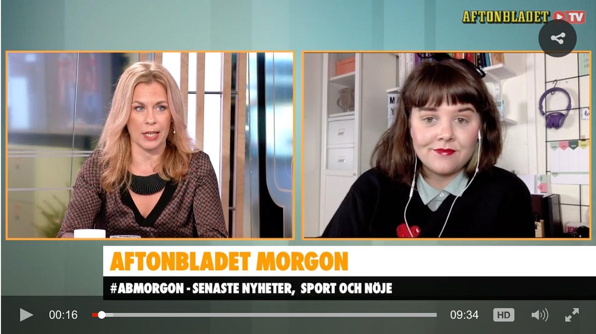 sociala media svart avsugning nära Karlstad