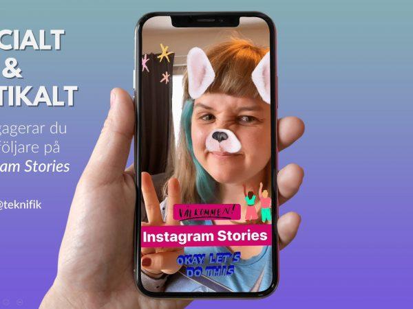 webinar instagram stories