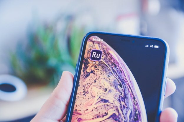 bästa appen redigera film mobilen 2019 adobe rush