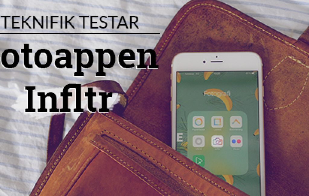 fotoapp infltr test filter feat
