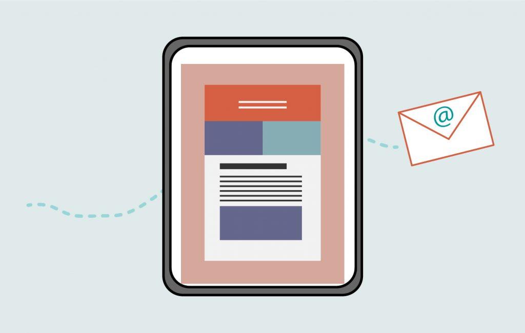 maillista mailutskick nyhetsbrev kom igång guide företag